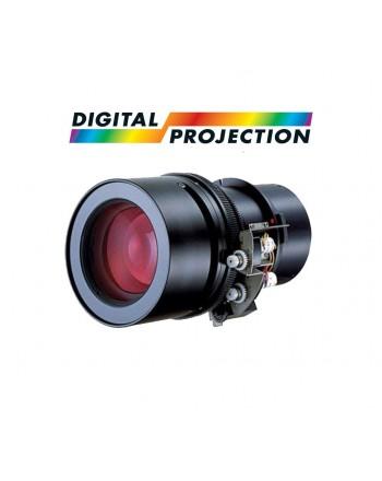 Lens E-Vision 0,77:1 on WUXGA (4500/Laser 6500 models only)