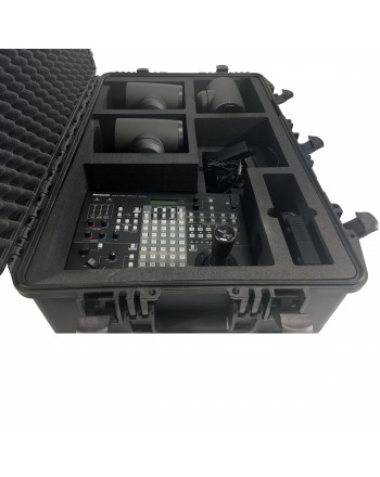 Panasonic AW-HE130 or AW-HE120 Turret Camera Carrying Case
