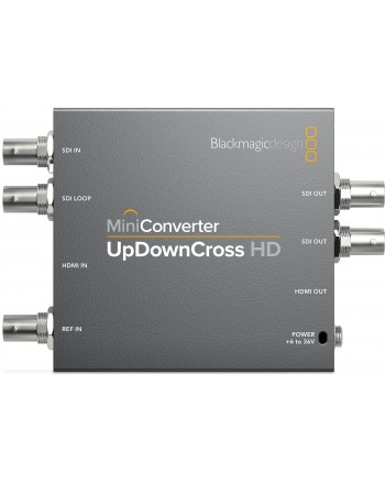 Mini Converter UpDownCross HD - Blackmagic