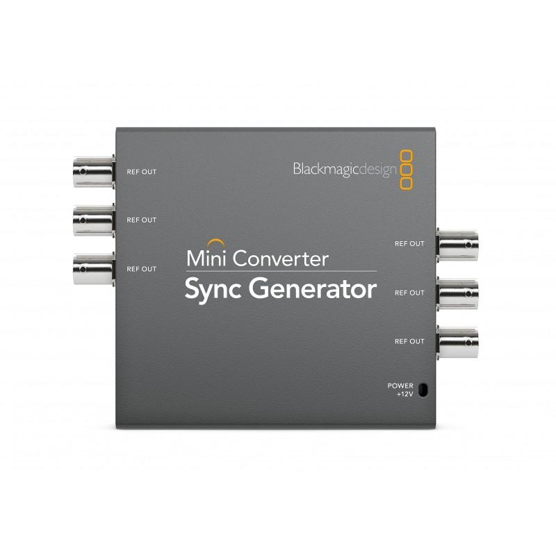 Mini Converter Sync Generator - Blackmagic