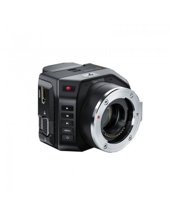 Blackmagic Micro Cinema Camera - Blackmagic Design