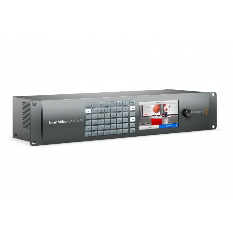 Smart Videohub 40x40 - Blackmagic
