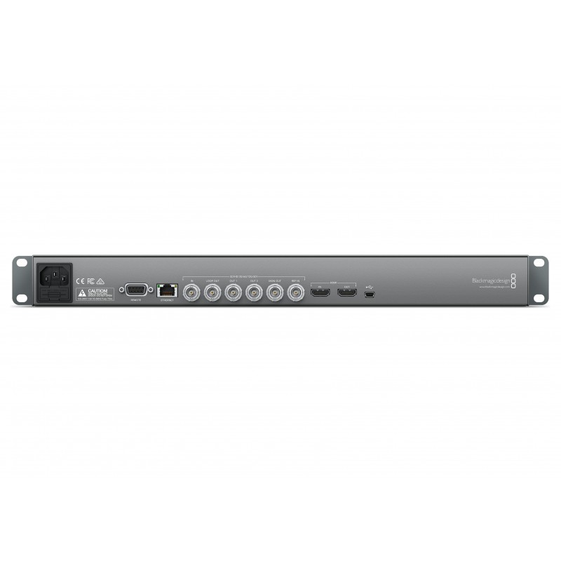 HyperDeck Studio 12G - Blackmagic