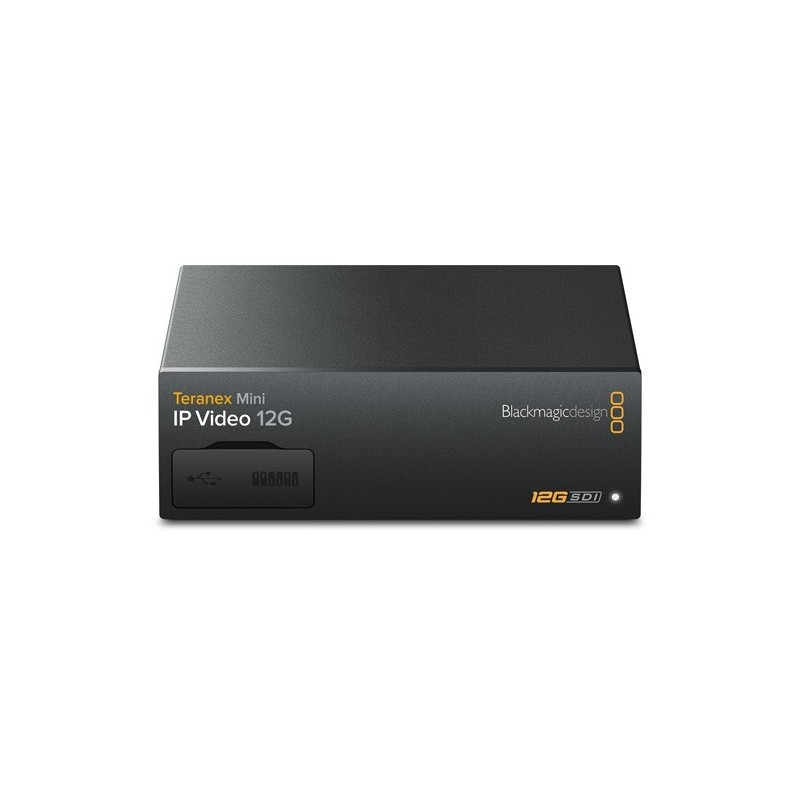 Teranex Mini - IP Video 12G - Blackmagic