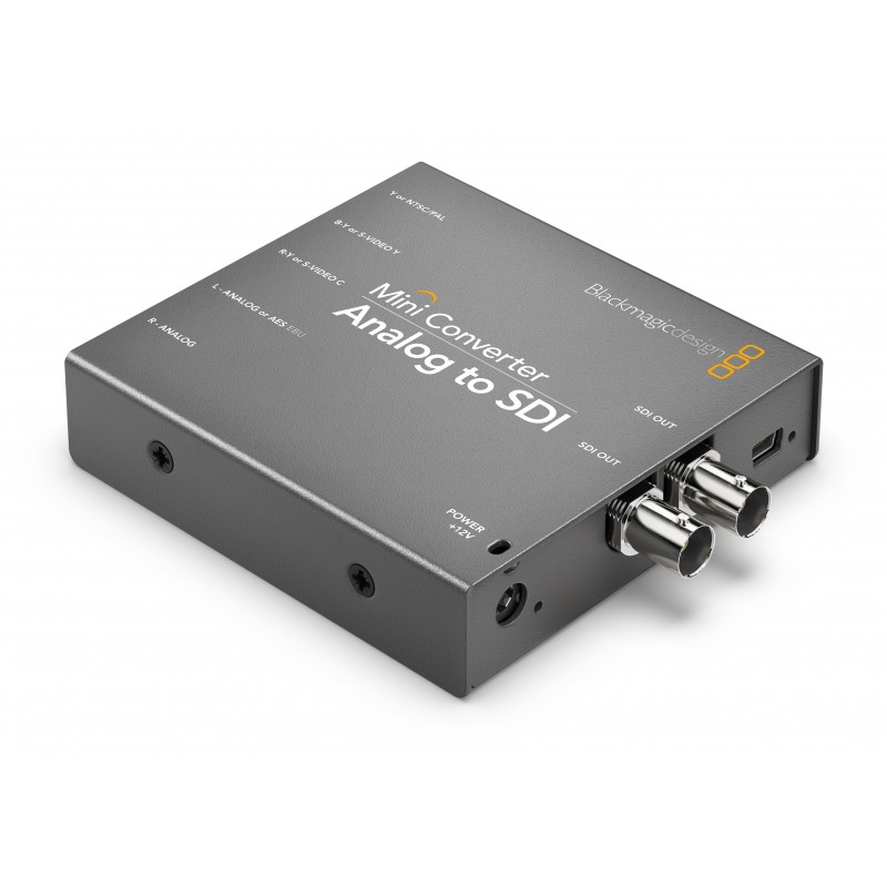 Mini Converter Analog to SDI - Blackmagic