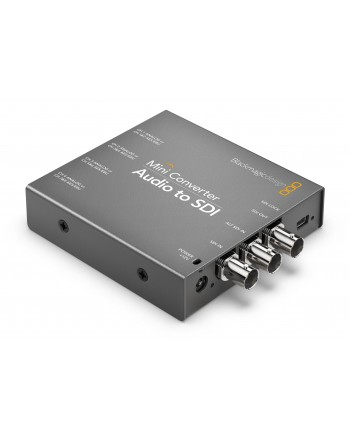 Mini Converter Audio to SDI - Blackmagic