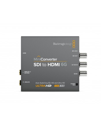 Mini Converter SDI to HDMI 6G - Blackmagic