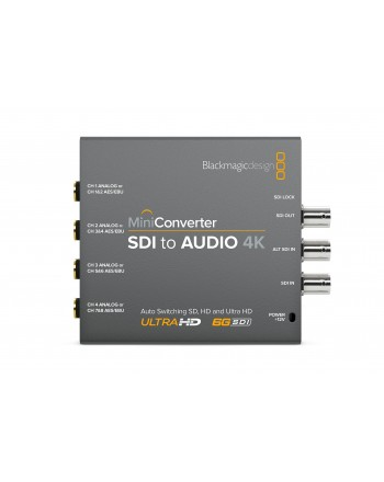 Mini Converter SDI to Audio 4K - Blackmagic