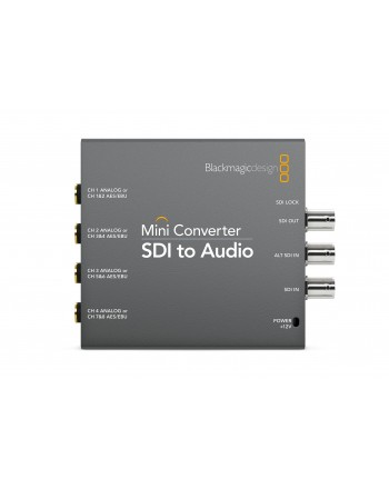 Mini Converter SDI to Audio - Blackmagic
