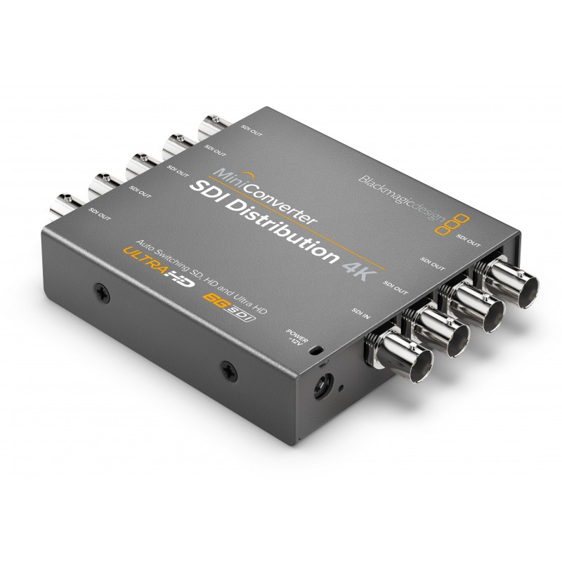 Mini Converter SDI Distribution 4K - Blackmagic