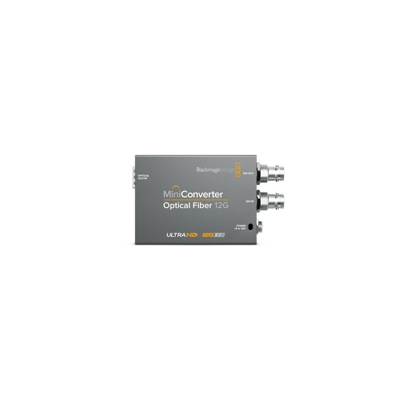 Mini Converter Optical Fiber - Blackmagic