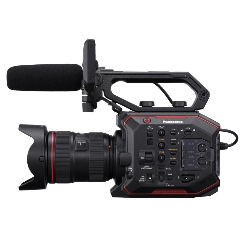 AU-EVA1 Caméra cinéma compacte - Panasonic