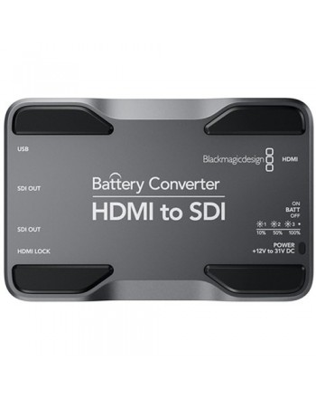 Battery Converter HDMI to SDI - Blackmagic Design