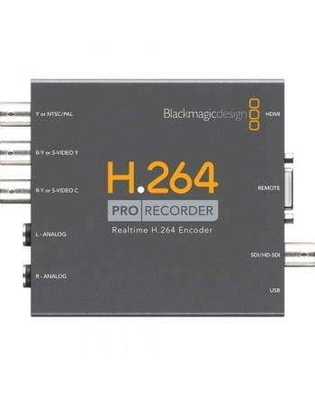 H.264 Pro Recorder Blackmagic