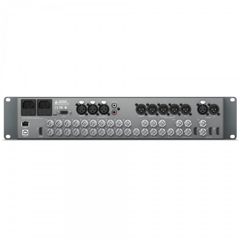 ATEM 4 M/E Broadcast Studio 4K - Blackmagic Design