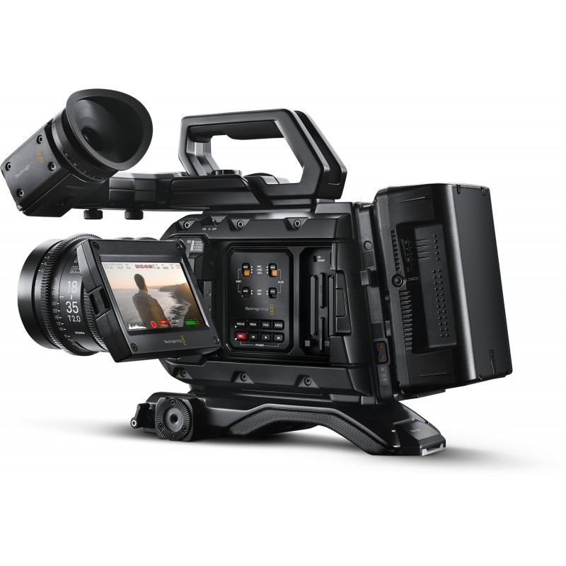 URSA Mini Pro 4.6K G2 - Blackmagic
