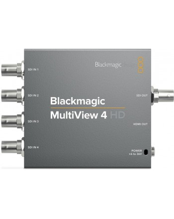 MultiView 4 HD - Blackmagic
