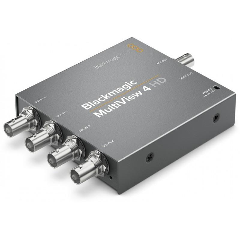 MultiView 4 HD - Blackmagic