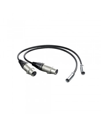 Video Assist Mini XLR Cables - Blackmagic