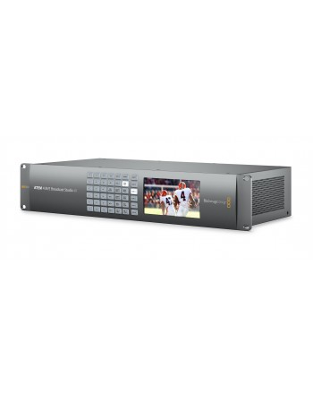 ATEM 4 M/E Broadcast Studio 4K - Blackmagic