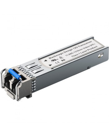 Adaptateur 12G Mini Gbic SFP Optical Module - Blackmagic