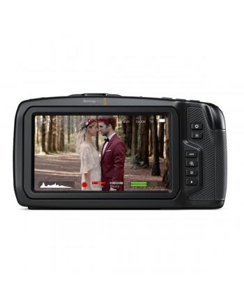 Pocket Cinema Camera 6K - Blackmagic