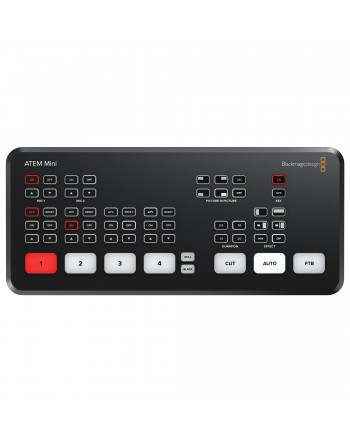 ATEM Mini blackmagic processor