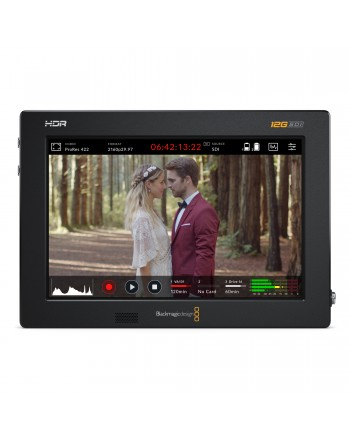 "Video Assist 12G HDR 7"" - Blackmagic Design (HYPERD/AVIDA12/7HDR)"