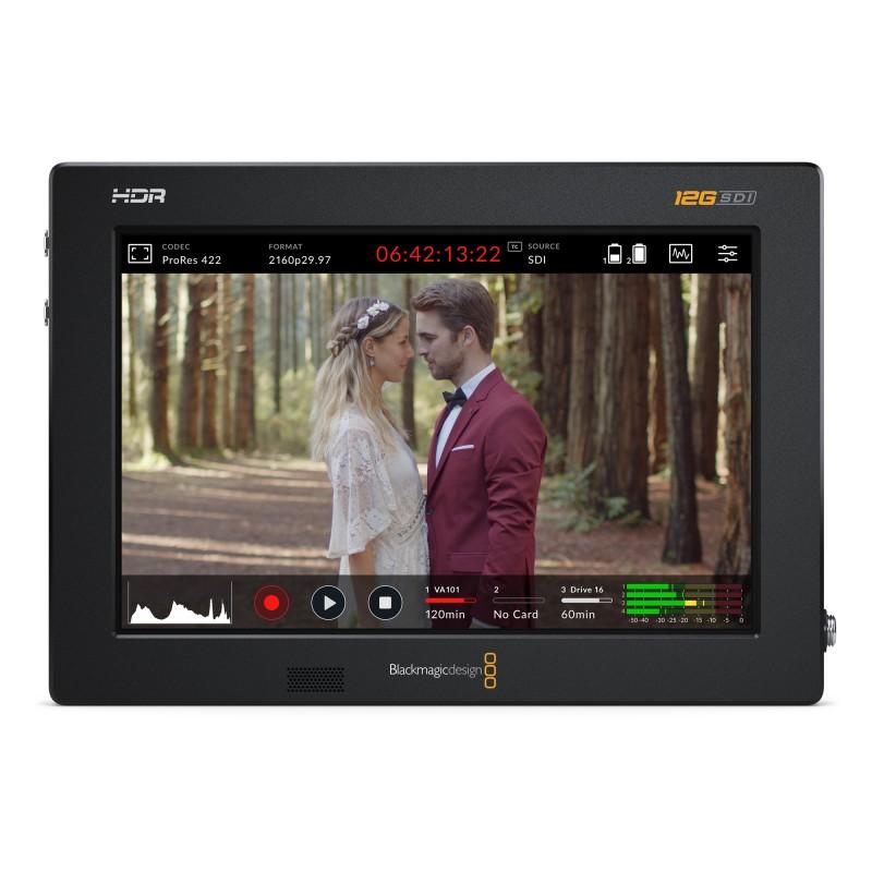 "Video Assist 12G HDR 7"" von Blackmagic Design"