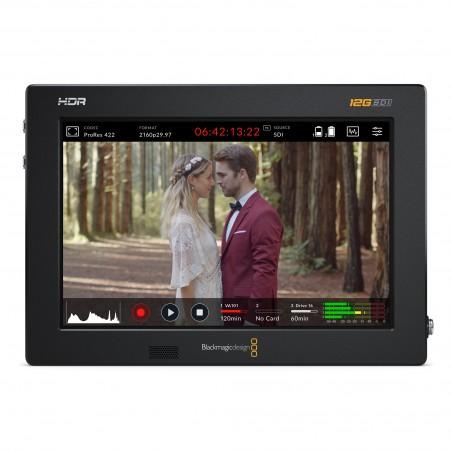 "Video Assist 12G HDR 7"" - Blackmagic Design (HYPERD/AVIDA12/7HDR)"