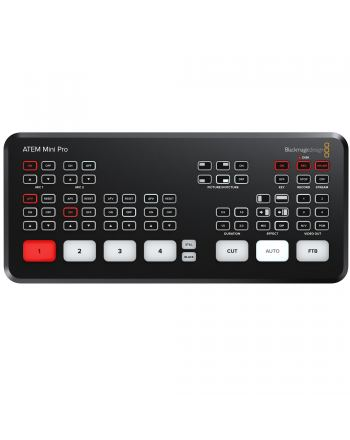 ATEM Mini PRO production switcher