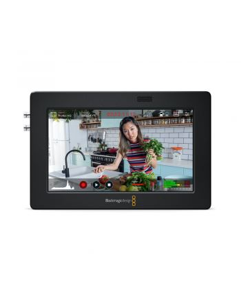 "Video Assist 5"" 3G - Blackmagic (HYPERD/AVIDA03/5)"