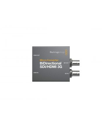 Micro Converter BiDirectional SDI/HDMI 3G - Blackmagic
