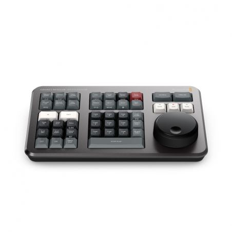 DaVinci Resolve Speed Editor - Blackmagic Design (DV/RES/BBPNLMLEKA)