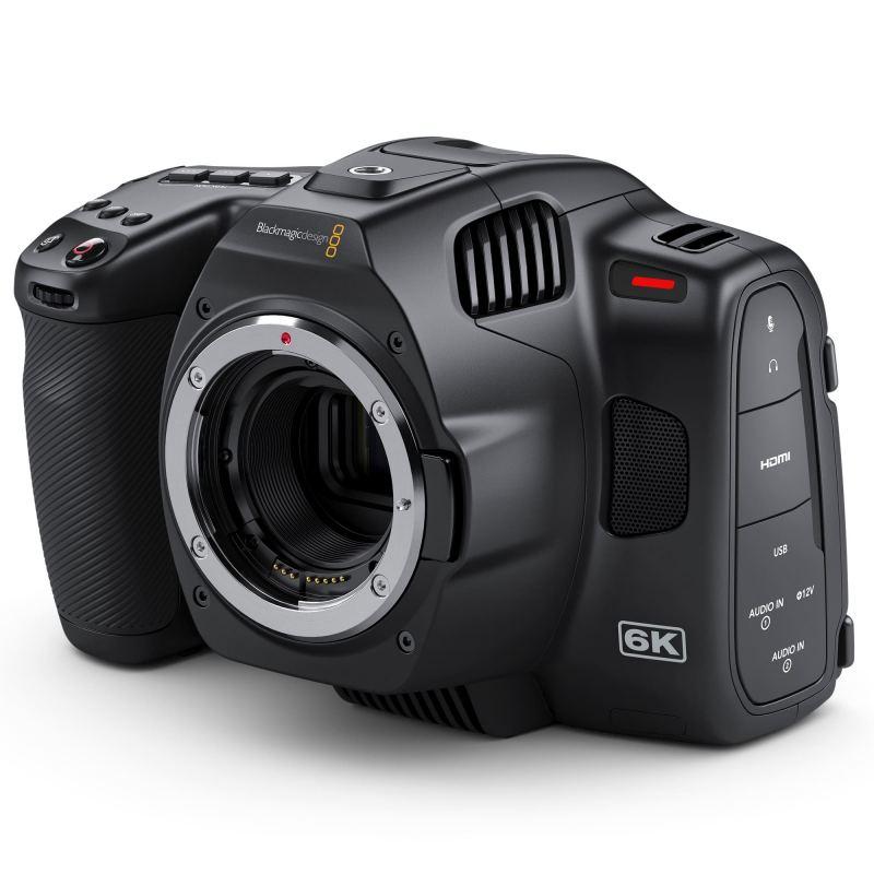 Pocket Cinema Camera 6K Pro Blackmagic