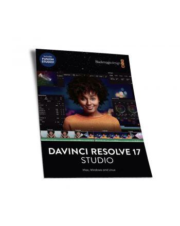 DaVinci Resolve Studio 17 Cover