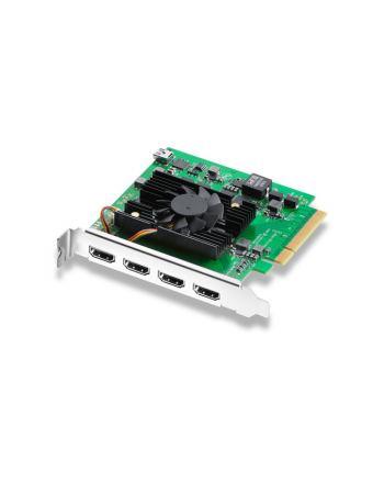 DeckLink Quad HDMI Recorder - Blackmagic