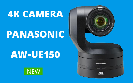 4K Camera Panasonic AW-UE150