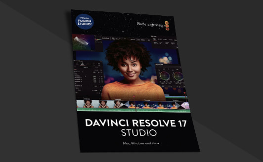 Davinci Resolve Studio 17 Software